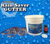 Rain Saver Gutter Kit + Bonuses
