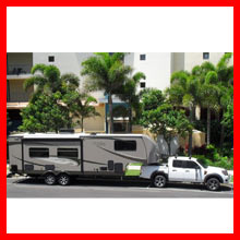 30ft Ultima 5th Wheeler & Ford Ranger, Hervey Bay, QLD