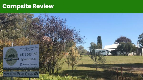 Campsite Review