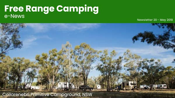 Collarenbri Primitive Campground, NSW