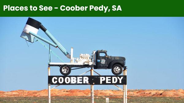 Coober Pedy, SA