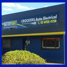 Crockers Auto Electrical Services