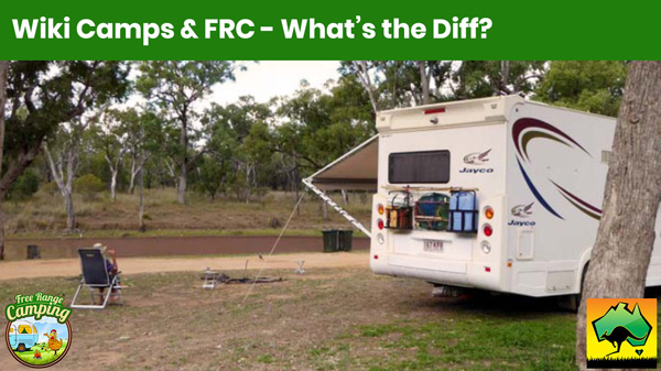 Wiki Camps & FRC-What's the Difference