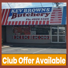 Kev Browns Butchery, Park Avenue, QLD