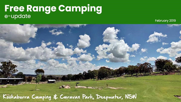 William Kemp RV Park, Gatton. QLD