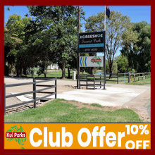Kui Parks - Horseshoe Tourist Park, Wagga Wagga, NSW
