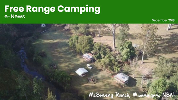 Nomads Rest Camping, Gympie, QLD