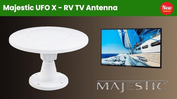 Majestic UFO X