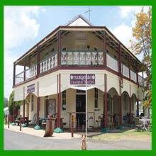Maryvale Crown Hotel Free Camp, Maryvale, QLD