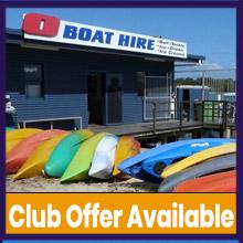 O Boat Hire, Noosaville, QLD