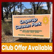 Ongerup Caravan Park, Ongerup, WA