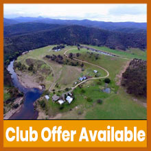 Paradise Valley Camping Park, Glenmaggie, VIC