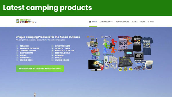 Latest Camping Products