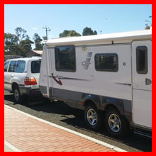 Semi Off Road Caravan & 4WD, Sydney, NSW