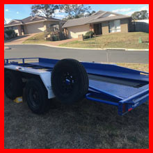 Trailer Carcarrier Heavy Duty, Toowoomba, QLD