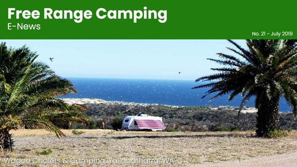 Wagoe Chalets & Camping, Yallabatharra, WA
